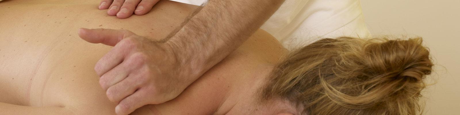 Klassische Medizinische Massage